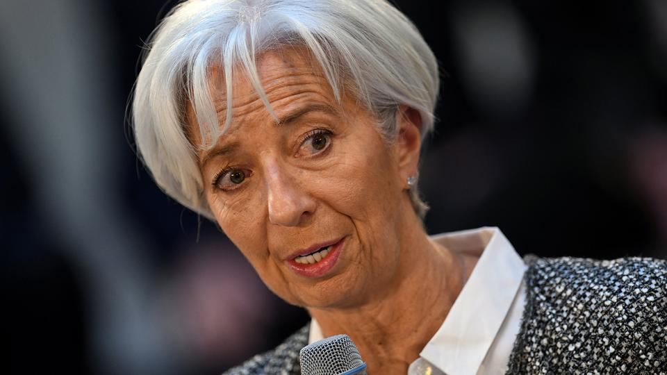 Christine Lagarde | Bildquelle: REUTERS