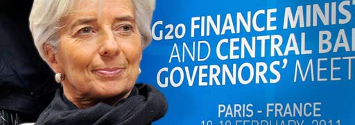 Lagarde G20 Paris