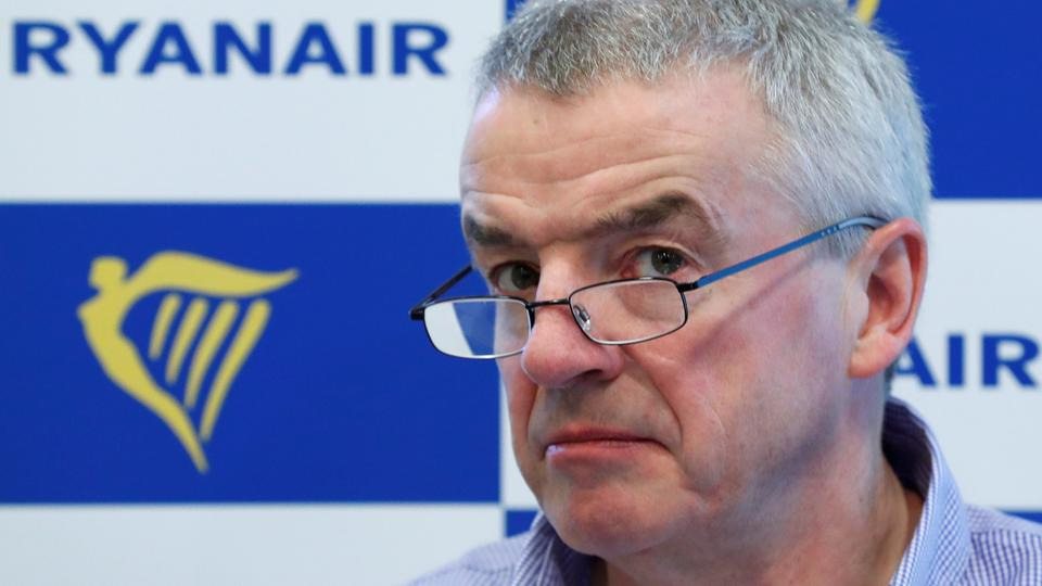Ryanair-Chef Michael O'Leary | Bildquelle: REUTERS