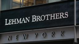 Das Lehman-Brothers Hauptquartier in New York