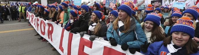 """March for Life"" in den USA 