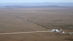 LIGO-Observatorium bei Hanford, Washington (Archivbild) | Bildquelle: REUTERS
