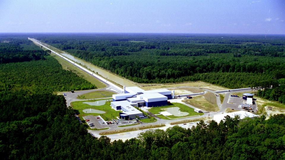 LIGO-Observatorium bei Livingston, Louisiana (Archivbild)