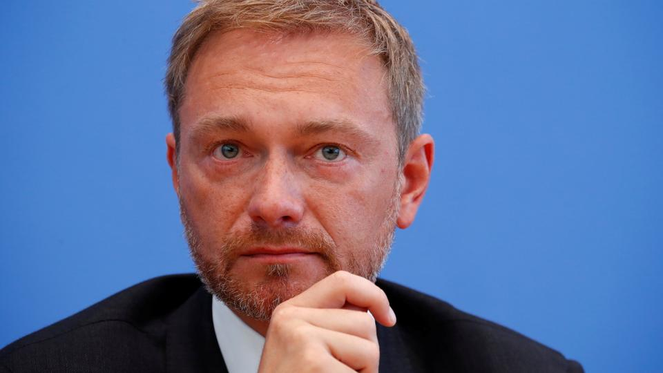 FDP-Chef Lindner | Bildquelle: REUTERS