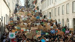 Fridays for Future in Lissabon