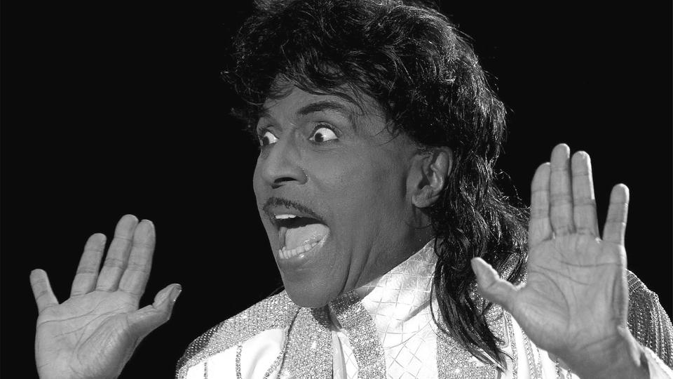 Der amerikanische Rock'n'Roll Musiker Little Richard | Bildquelle: REUTERS