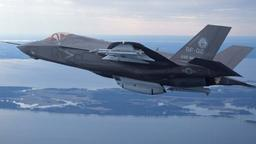 Der Kampfjet F-35B Lightning II Joint Strike Fighter