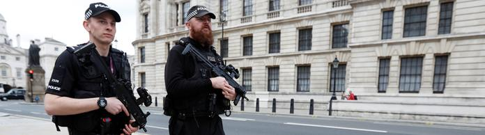 Polizei in London | Bildquelle: REUTERS