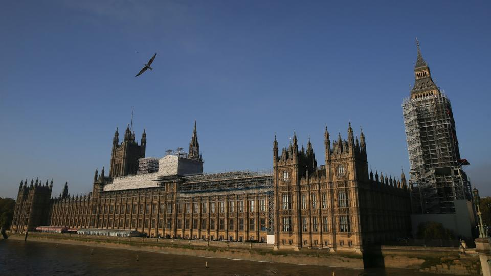 Houses of Parliament in London | Bildquelle: AFP