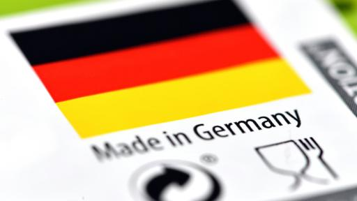 "Label ""Made in Germany"""