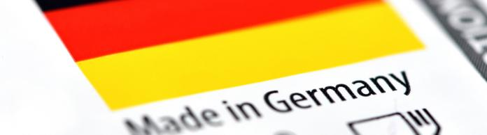 "Label ""Made in Germany"" 