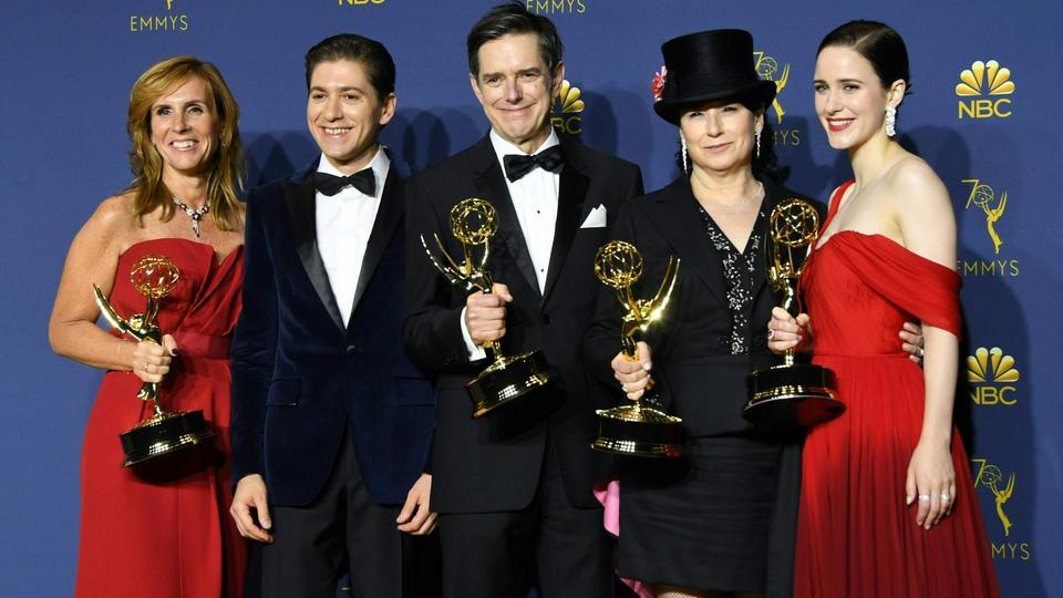 "Vier Emmys für ""The Marvelous Miss Maisel"" 