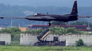 US-Jet U-2 Dragon Lady in Südkorea