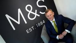 Steve Rowe, CEO von Marks & Spencer. | Bildquelle: REUTERS