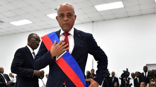 Michel Martelly  | Bildquelle: AFP
