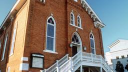 Dexter Avenue Baptist Church in Montgomery (Alabama)