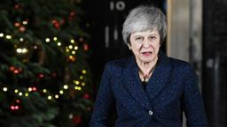 Theresa May | Bildquelle: ANDY RAIN/EPA-EFE/REX