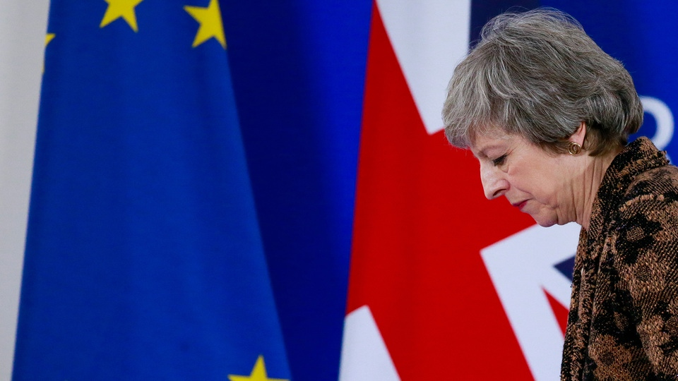 Theresa May | Bildquelle: STEPHANIE LECOCQ/EPA-EFE/REX