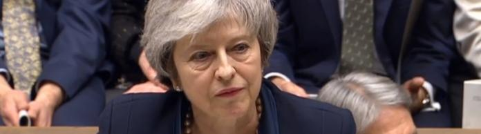 Theresa May | Bildquelle: PARLIAMENTARY RECORDING UNIT HAN