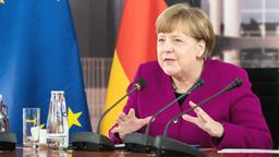 Angela Merkel | Bildquelle: via REUTERS
