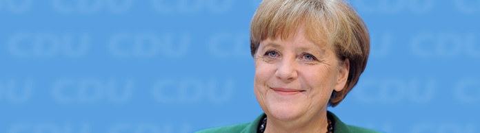 Angela Merkel | Bildquelle: picture alliance / dpa