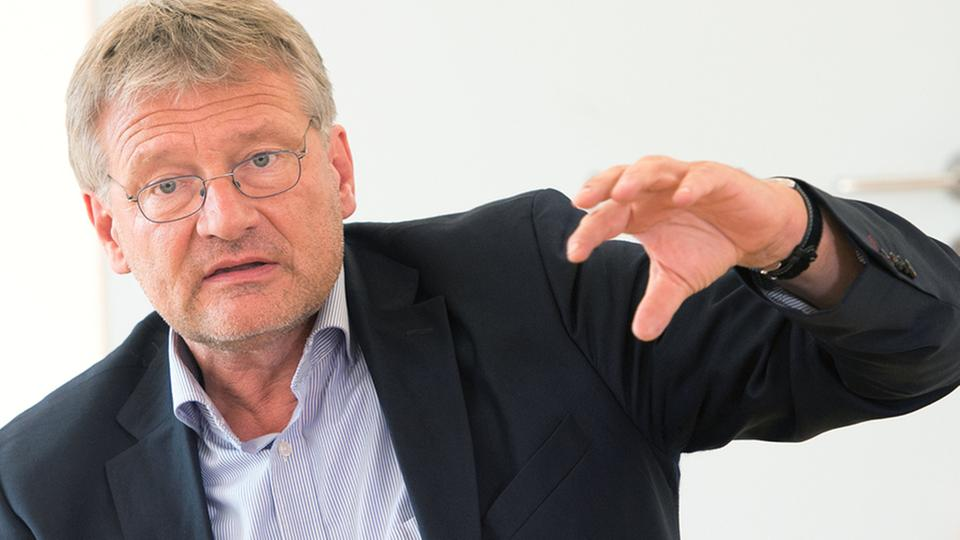 AfD-Co-Chef Jörg Meuthen