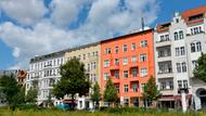 Altbauten in Berlin-Charlottenburg