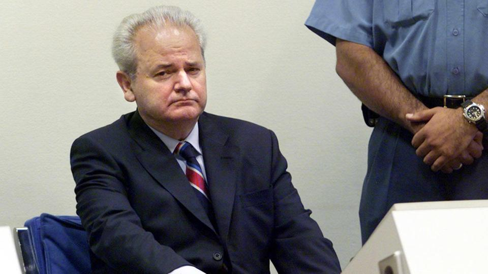 Slobodan Milosevic | Bildquelle: picture-alliance/ dpa