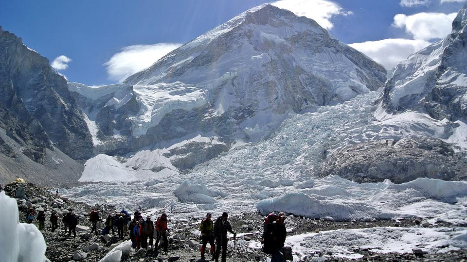Mount Everest | Bildquelle: Reuters