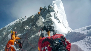 Mount Everest | Bildquelle: AFP