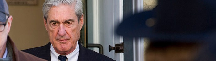 Sonderermittler Robert Mueller in Washington | Bildquelle: dpa