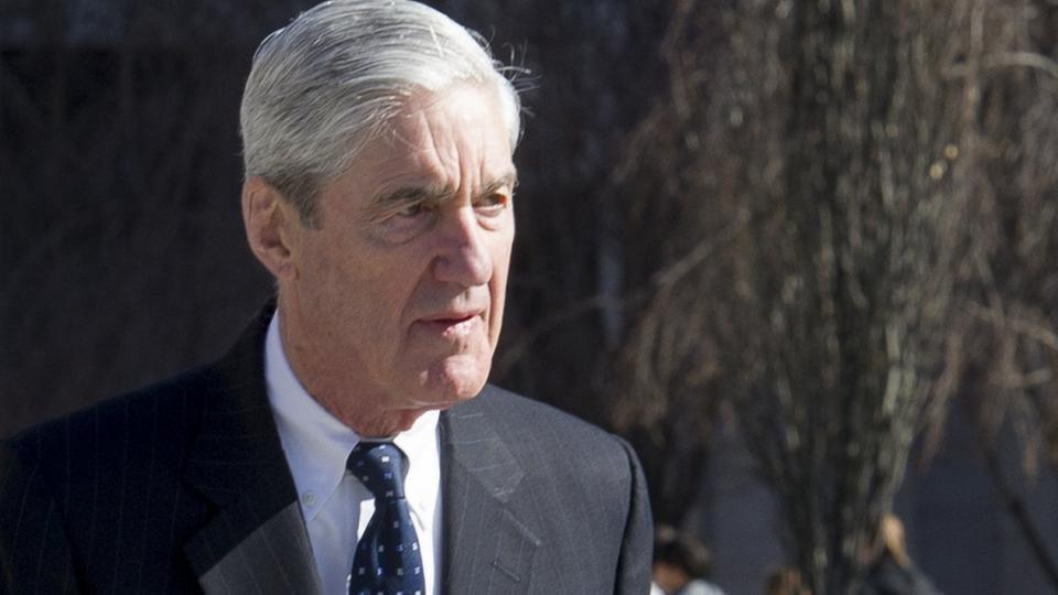 Sonderermittler Robert Mueller in Washington | Bildquelle: AP