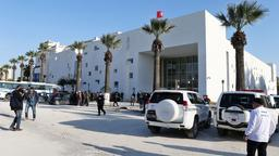 Das Nationalmuseum in Tunis