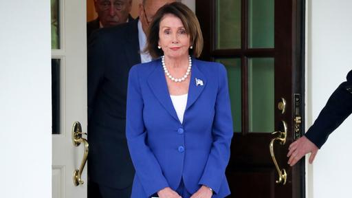 Nancy Pelosi | Bildquelle: REUTERS