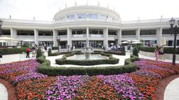 Blick auf das Hotel ''Trump National Doral'' | Bildquelle: picture alliance/AP Photo