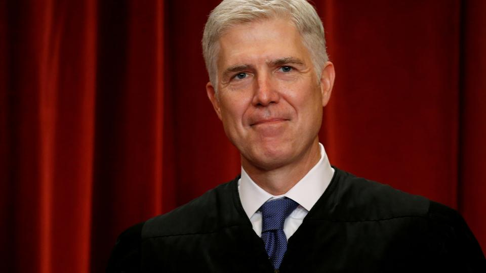 Neil Gorsuch, Richter am US-Supreme Court