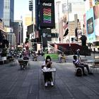 Times Square in New York | AFP