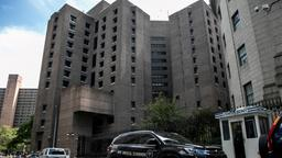 Das Metropolitan Correctional Center Jail in New York.