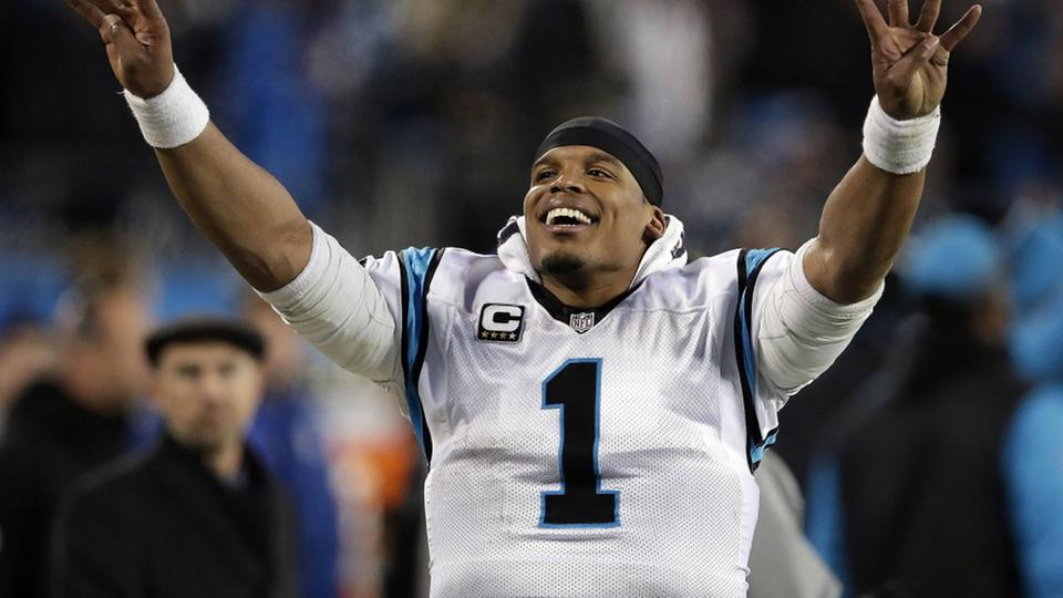 Cam Newton, Quarterback der Carolina Panthers | Bildquelle: USA Today Sports
