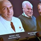 Nobelpreis Medizin: Harvey J. Alter, Michael Houghton und Charles M. Rice | via REUTERS