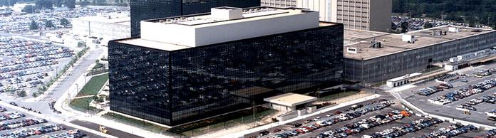 NSA-Zentrale in Fort Meade, Maryland | Bildquelle: picture alliance / dpa