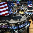 New York Stock Exchange an der Wall Street   null