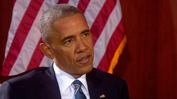 Obama im ARD-Interview | Bildquelle: ARD-aktuell