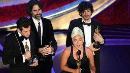 Oscar-Verleihung 2019: Mark Ronson, Anthony Rossomando, Andrew Wyatt and Lady Gaga