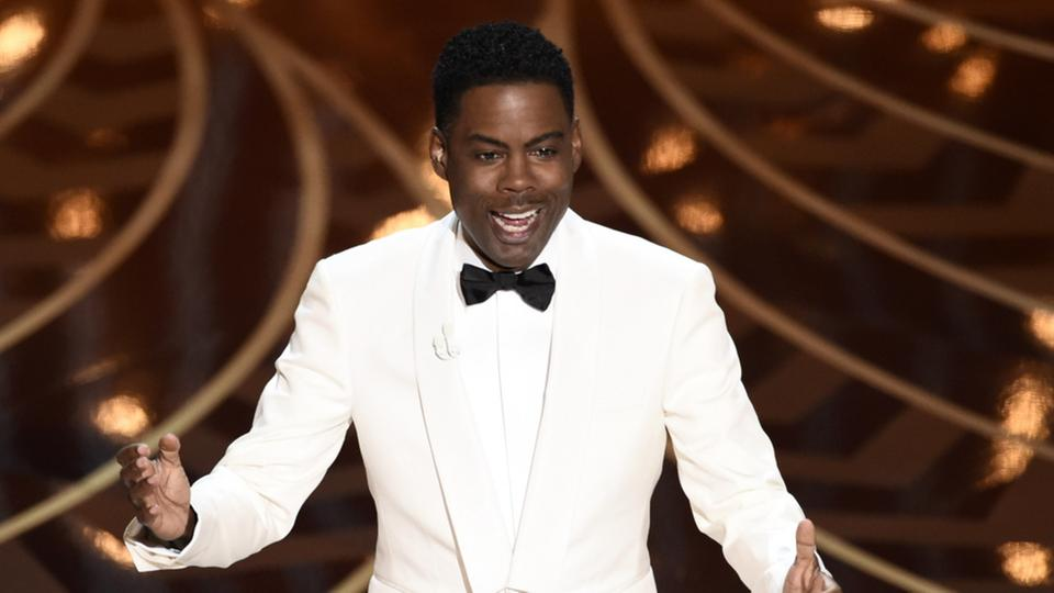 Oscar-Moderator Chris Rock