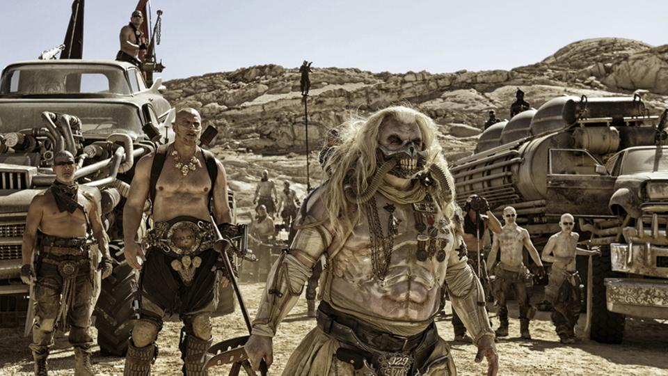 Szene aus Mad Max: The Fury Road