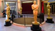 Oscar-Statuen im Dolby-Theater in Hollywood