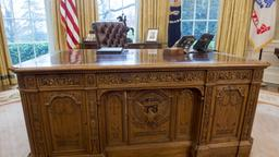 Oval Office in Washington | Bildquelle: AFP