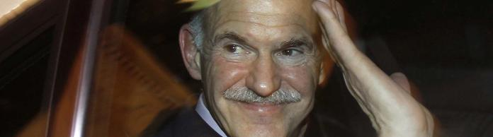 Papandreou in Athen