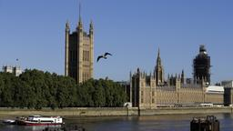 Parlament in London | Bildquelle: AP